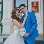 Олеся и Алексей